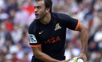 Juan Martin Hernandez starts for the Jaguares