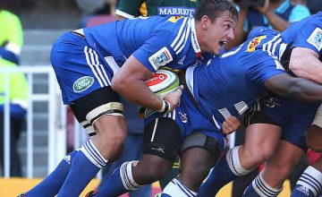 Rynhardt Elstadt will win his 50th Super Rugby cap off the bench