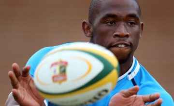 Siya Kolisi will miss the Rugby Championship