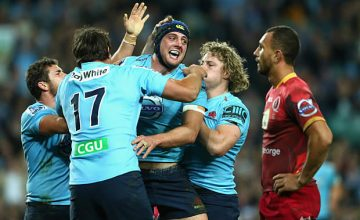 Dean Mumm will play Super Rugby for the Waratahs in 2017