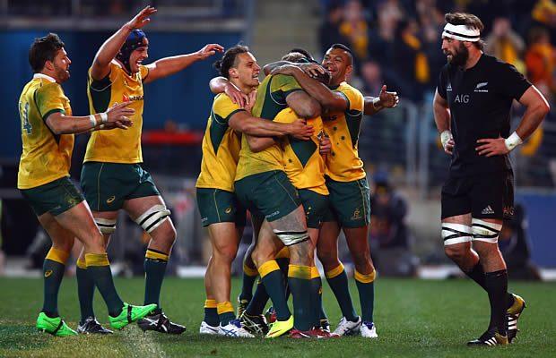 Last year Australia won the Rugby Championship