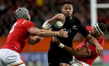 George Moala is expected to miss most of the Rugby Championship