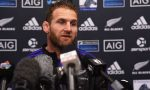 Kieran Read says the All Blacks still have plenty of work to do