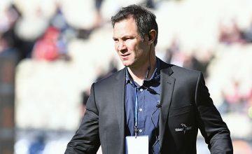 Leon MacDonald will help coach the Crusaders