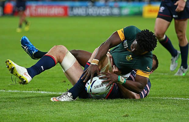 Lwazi Mvovo has been added to the Springbok squad