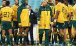 Matt Giteau has likely played his last Test