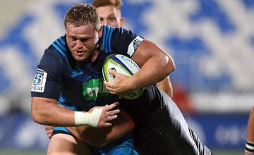 Nic Mayhew will move from Auckland to Canberra