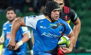 Anaru Rangi will play Super Rugby for the Force