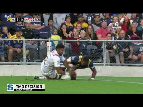 Highlanders v Chiefs Rd.1 2017 Full Super Rugby match - Video