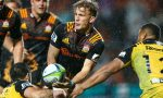 Damian McKenzie will play at 9 this Super Rugby season