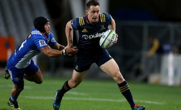 Super Rugby fullback Ben Smith returns from injury