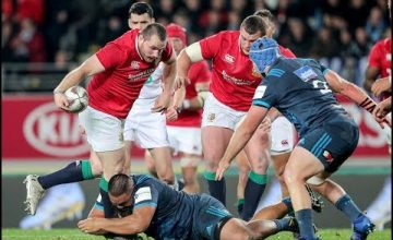 Blues vs British and Irish Lions