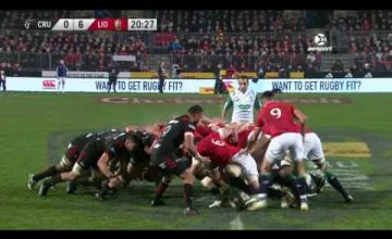 Crusaders v British & Irish Lions