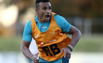 Will Genia will play Super rugby for the Rebels