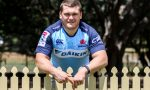 Wallabies and Waratahs prop Tom Robertson