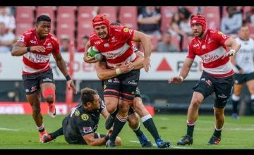 Lions v Sharks Super Rugby Rd.1 2018 Video Highlights | Super Rugby Video Highlights