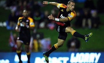 Aaron Cruden will start for the Chiefs