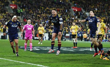 The Highlanders beat the Hurricanes in their last outing