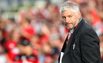 Crusaders coach Todd Blackadder