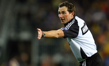 Glen Jackson will referee the Super Rugby final