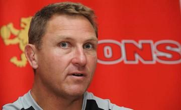 Johan Ackermann has named a Lions touring squad