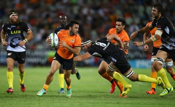 Martin Landajo has been named in the Jaguares starting line up