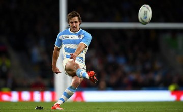 Nicolas Sanchez is one of 34 players in the Jaguares squad