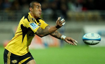 Tusi Pisi will control the Sunwolves back line