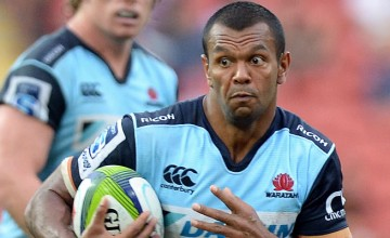 Kurtley Beale sat out training on Wednesday