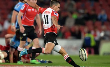 Marnitz Boshoff gets a rare start for the Lions