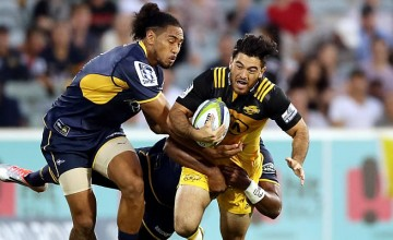Nehe Milner-Skudder will miss this week's Super Rugby