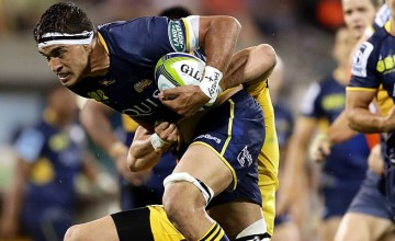 Rory Arnold comes back into the Brumbies starting line up