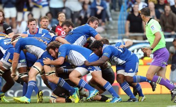 The Stormers forwards will have their work cut out for them against the Brumbies