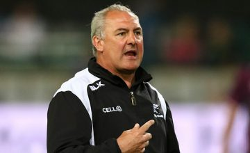 Sharks coach Gary Gold is upbeat about touring New Zealand