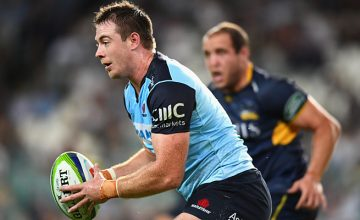Jed Holloway has signed with the Waratahs for three years of Super Rugby