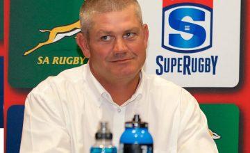 Bulls Super Rugby head coach Nollis Marais