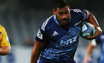 Patrick Tuipulotu has signed for the Blues until the end of 2019