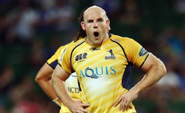 Stephen Moore says the Brumbies need to beat the Highlanders this weekend