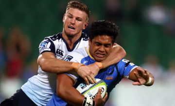 Ben Tapuai starts for the Western Force against the Blues
