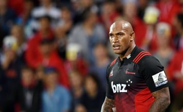 Nemani Nadolo returns to the Crusaders starting line up