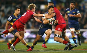 Christian Lealiifano will warm up for Super Rugby with Ulster