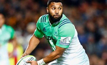 Lima Sopoaga in action for the Highlanders