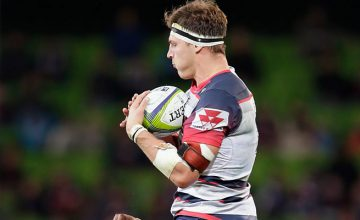 Luke Jones returns to play his final game with the Rebels