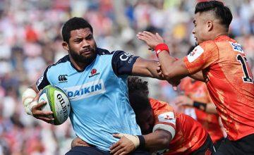 Tatafu Polota-Nau says they are targeting bonus point wins