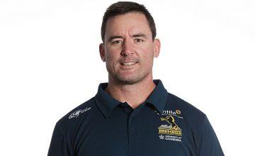 Brumbies assistant coach Dan McKellar