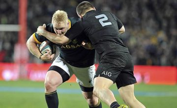 Vincent Koch will make his first Springbok start in Salta