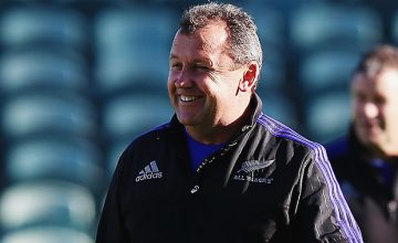 Ian Foster says the All Blacks have growing respect for Argentina