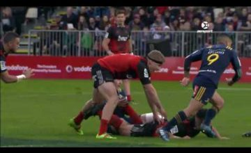 Super rugby video