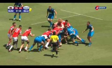 Sunwolves , Blues ,Super Rugby ,Video Highlights