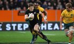 Beauden Barrett has retained his place in the All Black team